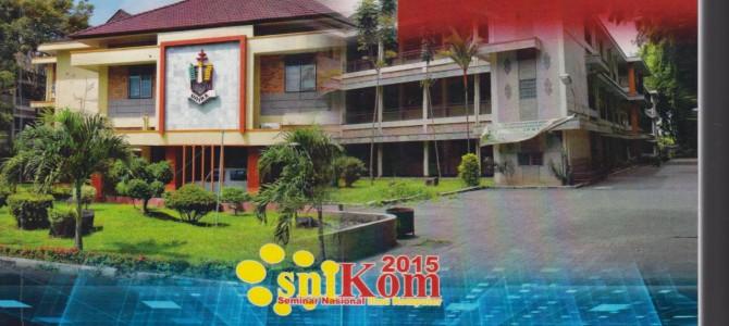 Seminar  Nasional di Unika Medan